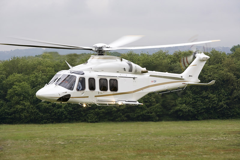 AGUSTAWESTLAND AW139 HELICOPTER FOR SALE – ICC JET. USED ...