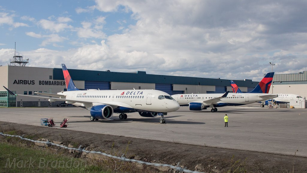 Delta Air Lines - Airbus A220-300